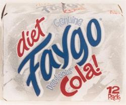 Diet Faygo Cola 12-pack 12-oz. cans