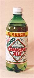Diet Faygo Ginger Ale 20.00 ounce bottles