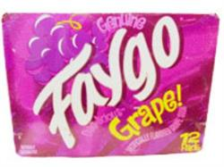 Faygo Grape 12-pack 12-oz. cans