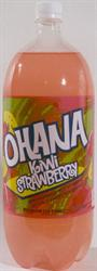 Faygo Ohana Kiwi Strawberry 2.00 liter