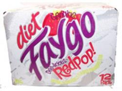 Diet Faygo Redpop 12-pack 12-oz. cans